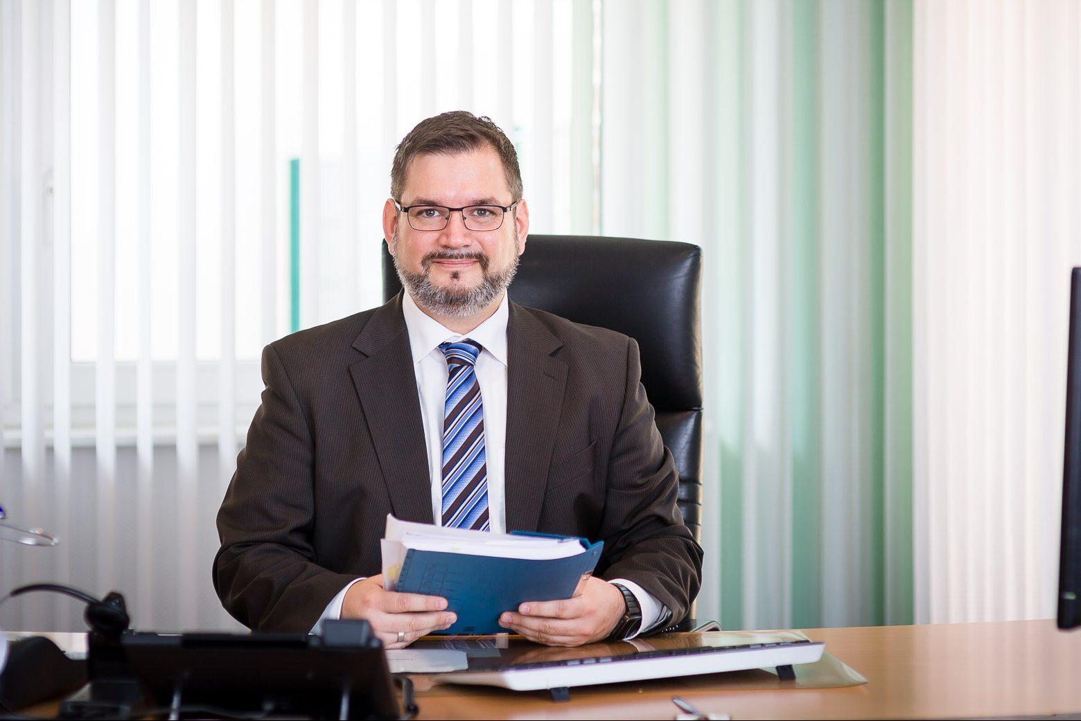 Keine Angst vor der Steuer mit ihrem kompetenten Steuerberater Stefan Buchholz